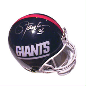 Autographed Lawrence Taylor