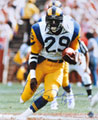 Autographed Eric Dickerson