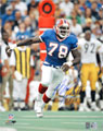 Autographed Bruce Smith