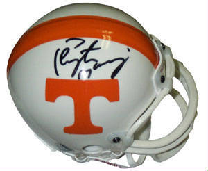 Autographed Peyton Manning