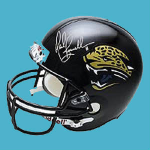 Autographed Mark Brunell