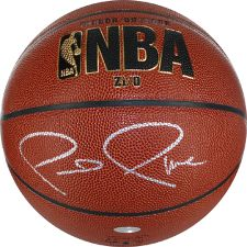 Autographed Paul Pierce