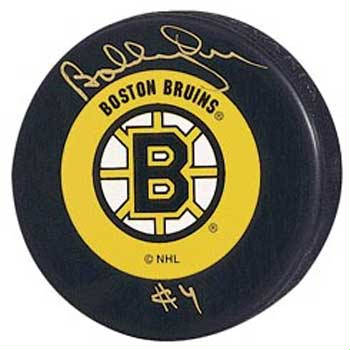 Autographed Bobby Orr