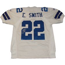 Autographed Emmitt Smith