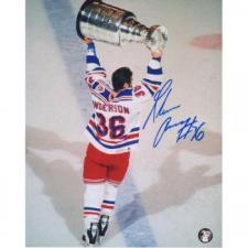 Autographed Glenn Anderson