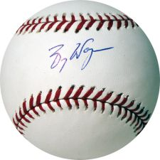 Autographed Billy Wagner