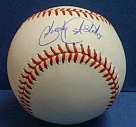 Autographed Andy Ashby