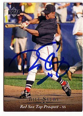 Autographed Bill Selby