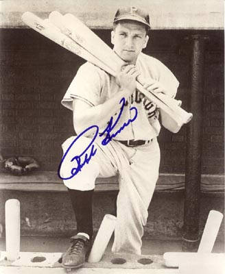 Autographed Ralph Kiner