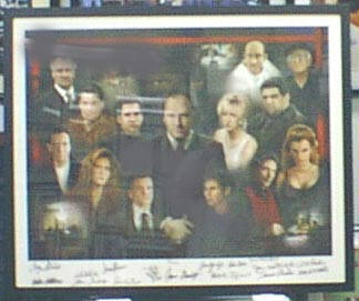 Autographed The Sopranos