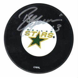 Autographed Bill Guerin