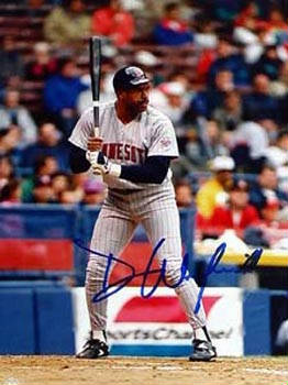 Autographed Dave Winfield