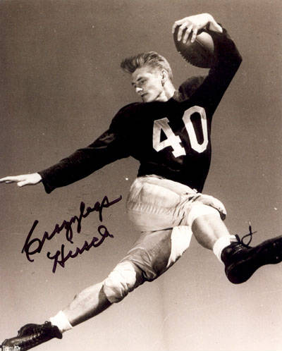 Autographed Elroy