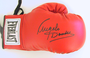Autographed Angelo Dundee
