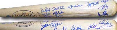 Autographed 2004 Boston Red Sox