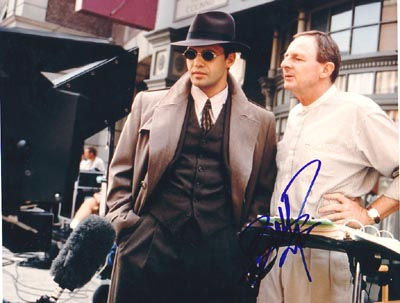Autographed Billy Zane