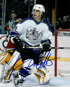 Autographed Luc Robitaille
