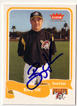 Autographed Bobby Hill