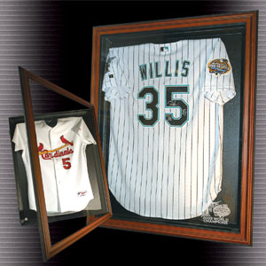 Autographed Jersey Display Case - 34