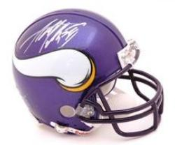 Autographed Adrian Peterson