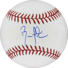 Autographed  Russell Martin