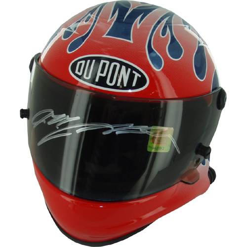 Autographed Jeff Gordon