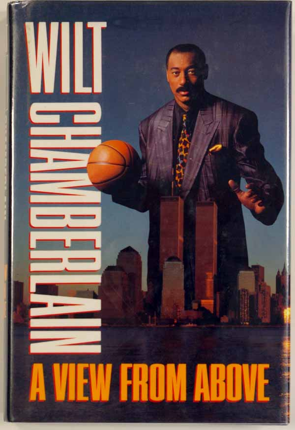 Autographed Wilt Chamberlain