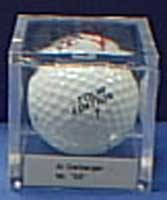 Autographed Golf Cube
