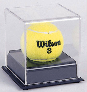Autographed Tennis Ball Cube