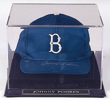 Baseball Cap Display Case Display Item