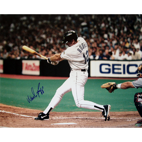 Autographed Wade Boggs