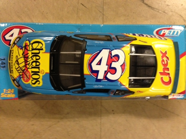 Autographed Richard Petty
