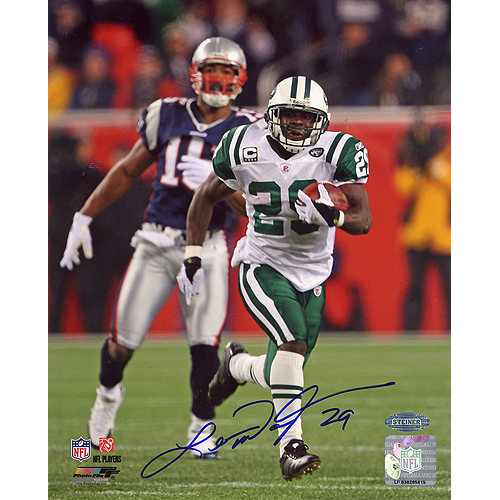 Autographed Leon Washington Autographed 16x20 Photo