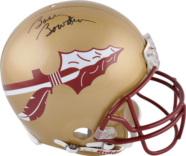 Autographed Bobby Bowden