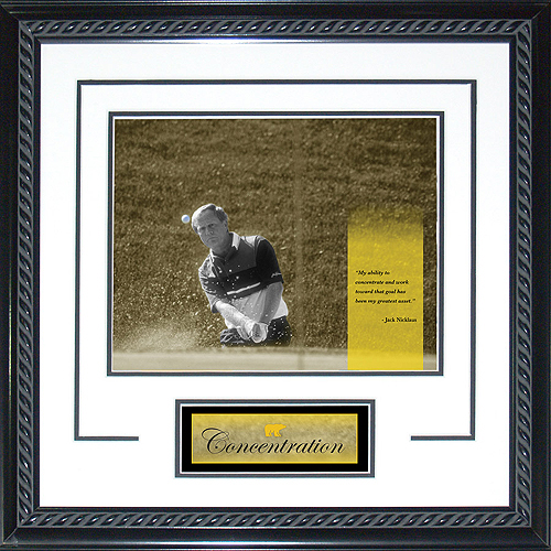 Autographed Jack Nicklaus