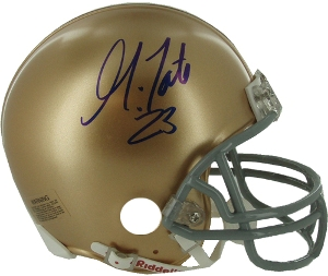 Autographed Golden Tate