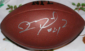 Autographed Ryan Mathews