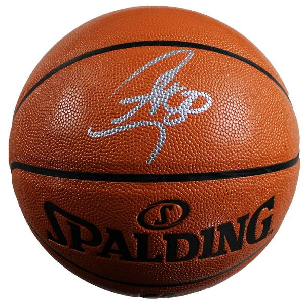 Autographed Stephen Curry