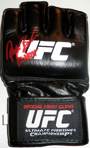 Autographed Ryan Bader