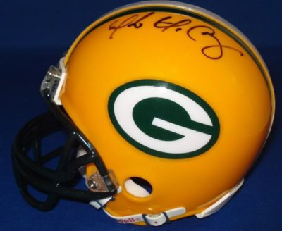Autographed Mike McCarthy
