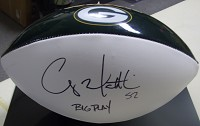 Autographed Clay Matthews