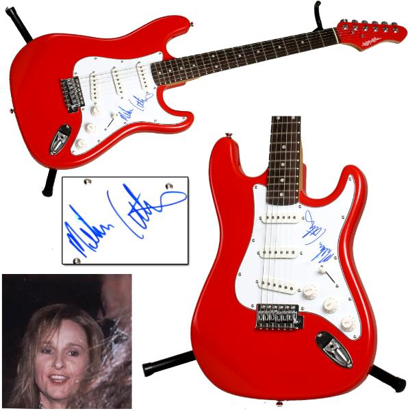 Autographed Melissa Etheridge