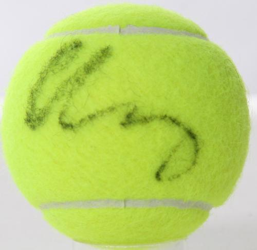 Autographed Andy Murray