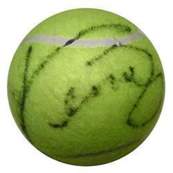 Autographed Venus WIlliams