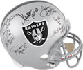 Autographed Oakland Raiders Greats