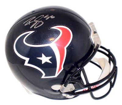 Autographed Brian Cushing
