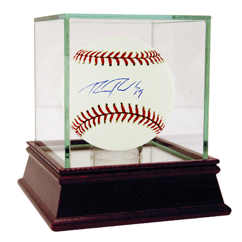Autographed Bobby Parnell