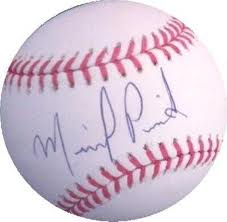 Autographed Michael Pineda