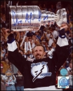 Autographed Dave Andreychuk