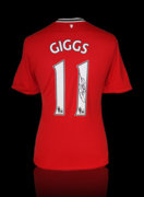 Autographed Ryan Giggs